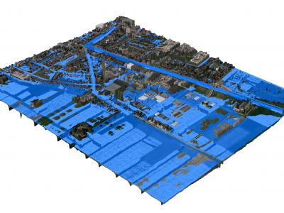 3Di enables accurate flood modelling