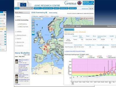 European and Global Flood Awareness System