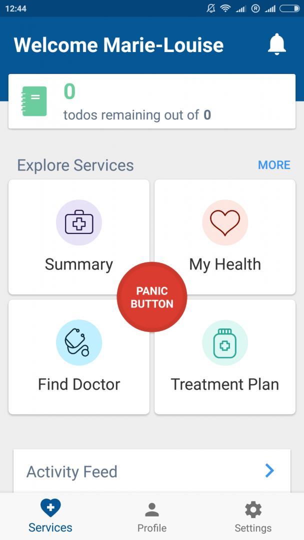 eHealthPass International Patient Summary